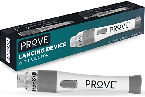 Top 10 Best lancing devices for diabetics Reviews