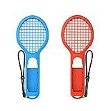 rongweiwang 2 Piezas de Cuerpo Tenis Raqueta Sensor Izquierd