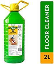 STRATEGI Disinfectant and Insect Repellent Herbal Floor Cleaner, 2L (Green)