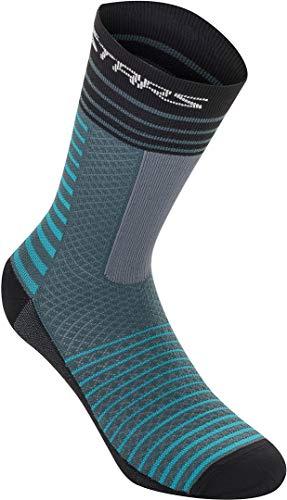 Alpinestars Socken Drop 19 Blau Gr. L