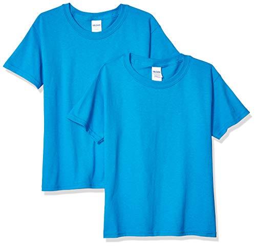 youth light blue tshirt - 9