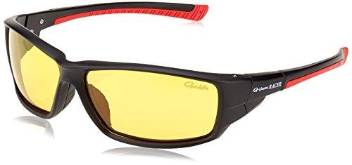 Gamakatsu G-Glasses Racer Amber 7128013 Pol- Brille Polarisierungsbrille