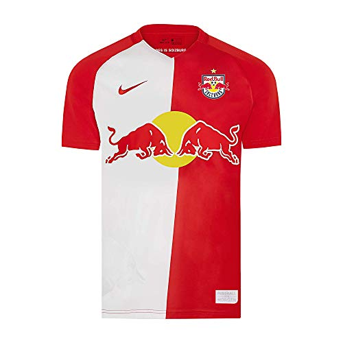 Red Bull Salzburg Home Camiseta 20/21, Hombres Large - Original Merchandise