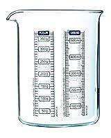 Un doseur doté d'une plus large profondeur pour avoir davantage de préparation gourmande L'ensemble de la Gamme KITCHEN LAB est fabriquée en France et est garantie pendant 10 ans Ce verre mesureur est fabriqué à partir de matériau hygiénique qui perm...