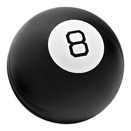 Global Gizmos Magic Eight 8 Ball ~ Kinder, Erwachsene, Familie, Spaß ~ Fragen, Antworten ~ 50970