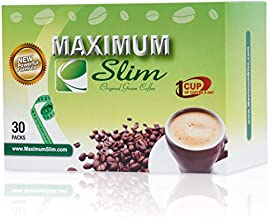 Premium Organic Coffee BOOSTS Your Metabolism DETOXES Your Body & Controls Your Appetite. Effective Weight Loss Formula Includes Original Green Coffee & Natural Herbal Extracts (Laxative Free)