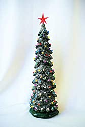 Ceramic Christmas Tree Guide 15 Best For 2019 Vintage