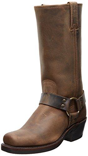[FRYE] Women's Harness 12R Boot, Brown, Size 5.5