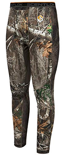 ScentLok BaseSlayers AMP Heavy Weight Pant (Realtree Edge, XX-Large)