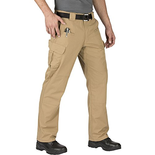 5.11 Men's Stryke Pants With Flex-Tac, Coyote, 46