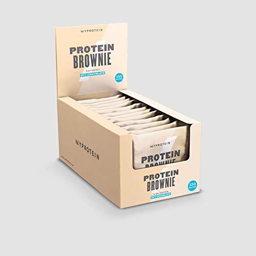 マイプロテイン プロテインブラウニー (ホワイトチョコチップ)
