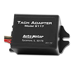 Allows any Auto Meter standard ignition tachometer, Pro-Shift Lite or RPM activated module to be used on distributorless ignition These adapters make your installation quick and easy Allow you to use any Auto Meter standard ignition tachometer, shift...