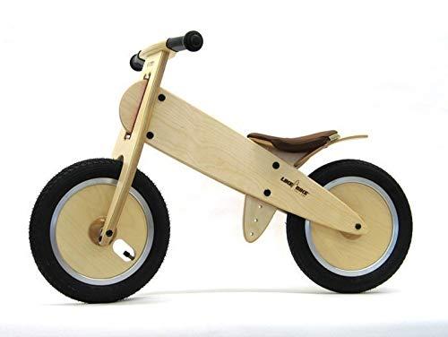 Like a Bike LIKEaBIKE Mountain -Ledersattel Mocca- (KOKUA Leder)