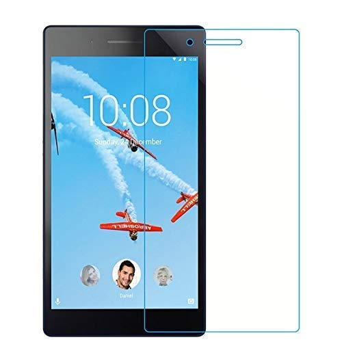 NAXTON® Tab Screen Protector FOR LENOVO TAB 7 TB-7304F With Nano Technology, Bubble Free Installation, Scratch Free, Anti Glare, UNBREAKABLE ARMOUR GUARD - NOT A TEMPERED GLASS
