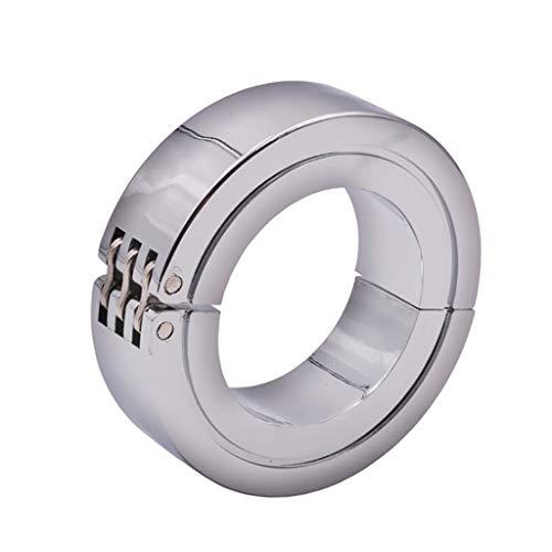 CQ Metalen ring, soft-stretch, mannelijk verbeterde sportuitbreiding, mannen kraan, R-i-ng, zonnebril, T-shirt