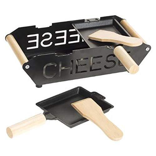 FIVE Simply Smart - Appareil à Raclette 2 Personnes\