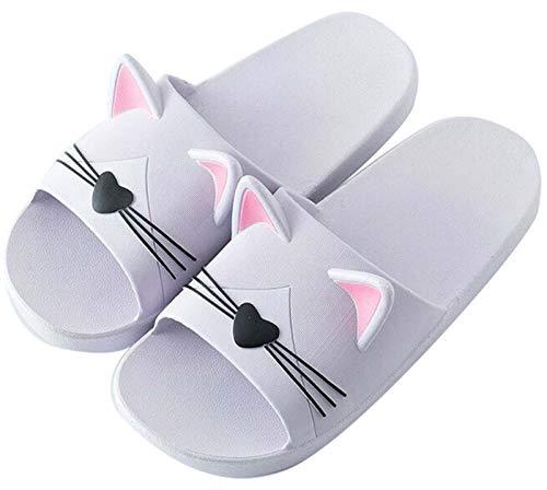 Zapatos de Playa y Piscina para Niña Niño Chanclas Sandalias Mujer Verano Antideslizante zapatillas casa hombre EU39 40= Fabricante 40 41
