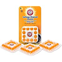 48-Count Arm & Hammer Sink Garbage Disposal Cleaner