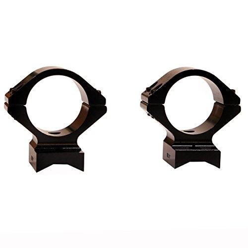 Browning, Integrated Ring Base Set, BAR/BLR Standard, Gloss, Fits: BAR, BLR, BLR Lightning (12394)