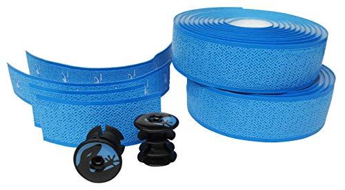 Lizard Skins Dsp Bartape 3.2mm Accessoires, Blau-Sky Blue, Einheitsgröße