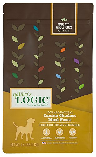 Nature'S Logic Canine Chicken Meal Feast, 4.4Lb