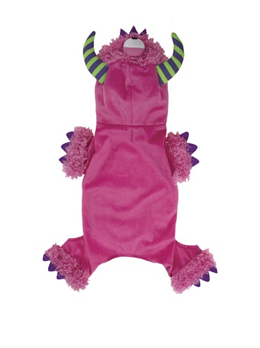 Casual Canine ZW4237 08 75 monstre pattes Costume Pnk XS
