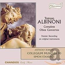 Oboe Concertos In B Flat Major