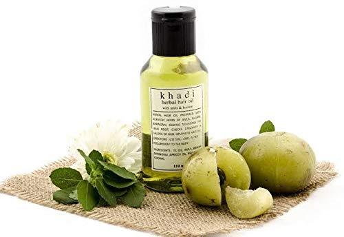 Aceite capilar Amla & Brahmi
