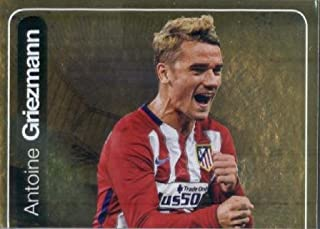 2016-17 Panini FIFA 365#116 Griezmann Goal Machines Soccer Sticker