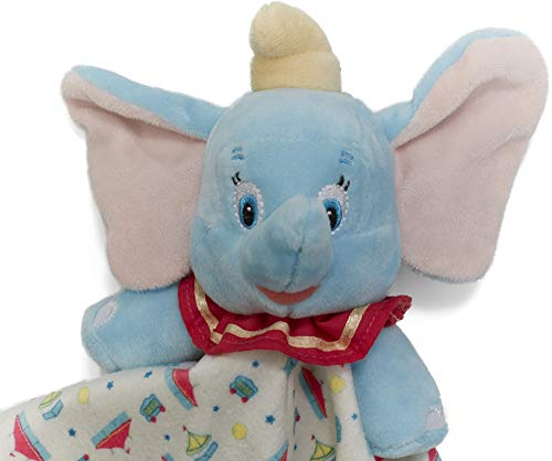 Disney Baby Dumbo Blanky & Plush Toy, 14""