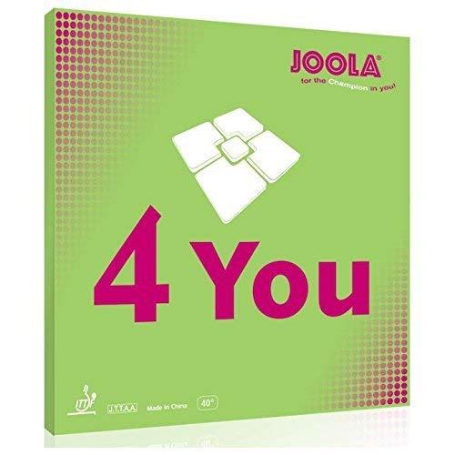 JOOLA 4-You Rubber, Black