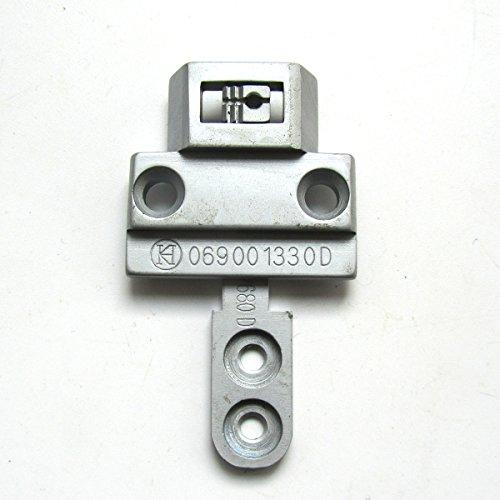 KUNPENG - 1conjunto #KH-69-D Placa de garganta y máquina de coser diente de alimentación para Durkopp Adler 69 Máquina de coser