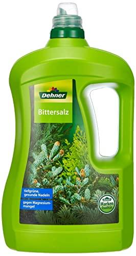 Dehner 4417960 Bittersalz, Spezialdünger für Nadelgehölze, flüssig, 3 l, für ca. 180 l