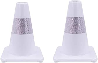AJZGF Traffic Cone H-30cm Automobile Traffic Warning Cones Road Parking Security Guard Highway Traffic Cone Highway Traffic Cone (Size : 2pcs)