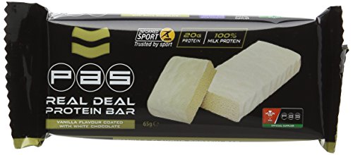 Pro Athlete Supplementation 65 g Real Deal Protein Bar - Pack of 12