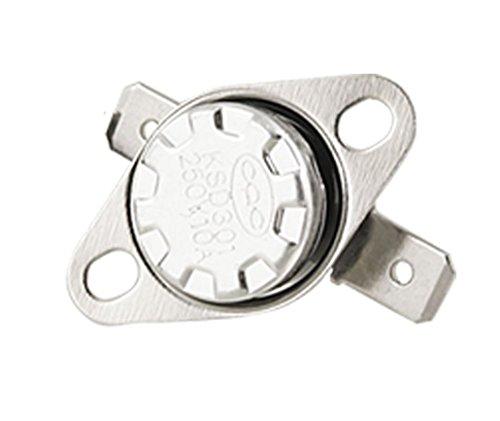 TecnoStore® KSD301 INTERRUTTORE TERMICO 40°C normalmente aperto switch termostato sensore