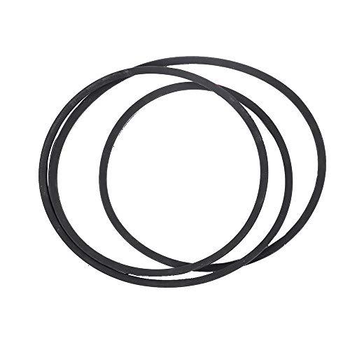 Yermax 532144959 144959 Deck Belt for Craftsman Poulan 531300766 144959D 130801 138255 160855 GTH220 Ariens 21547082 21547188
