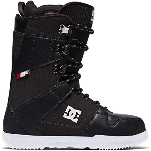 DC Phase Snowboard Boots Black Mens Sz 11.5