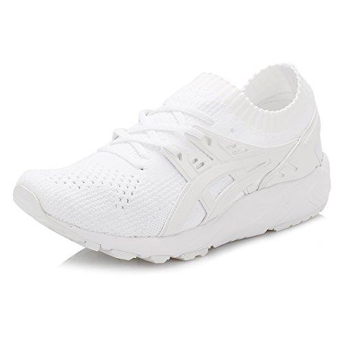Asics Tiger Gel Kayano Trainer Knit Schuhe white