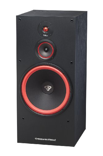 Cerwin-Vega SL-15 15' 3-Way Floor Tower Speaker
