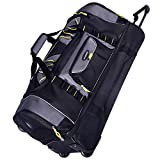 "Best Roller Duffles - TPRC 36 Inch Duffel, Black, 36"" Review"