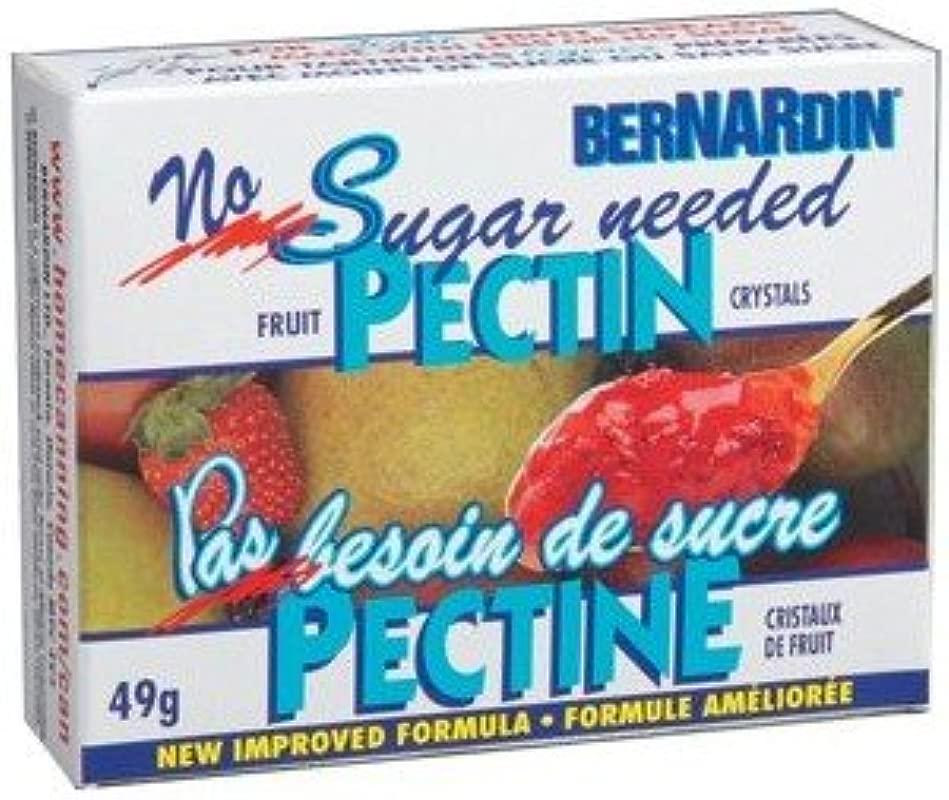 Bernardin Pectin No Sugar Needed