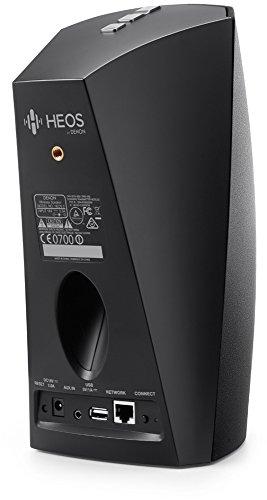 Heos 3 Audio-Streaming Lautsprecher Denon Multiroom schwarz - 5