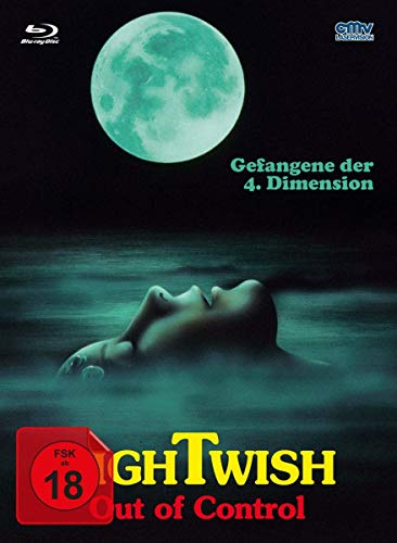Nightwish – Out of Control - Mediabook - Limited Edition (+ DVD) [Blu-ray]