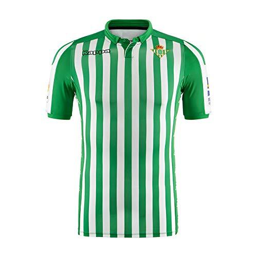 Kappa - Betis 1ª Camiseta Kombat Pro 2020 Hombre