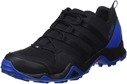 Adidas Terrex Ax2R, Zapatillas de Senderismo para Hombre, Negro Negbas/Belazu...