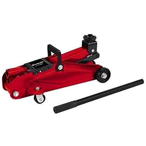 Einhell 2011779Katze C/Räder cc-tj 2000Belastbarkeit 2000kg, rot
