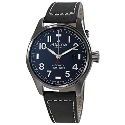 Alpina Startimer Pilot Automatic Movement Blue Dial Men's Watches AL525NN4TS6 Massachusetts