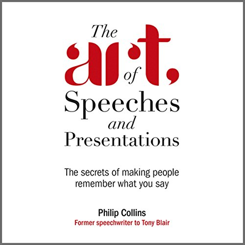 The Art of Speeches and Presentations audiobook cover art