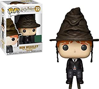 Funko POP! Ron with Sorting Hat Exclusive